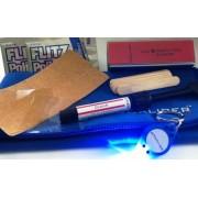 Granite & Marble Chip Repair Kit - PRO Clear LCA