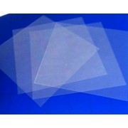 "2"" Clear Curing Sheet ""Pkg of 25"""
